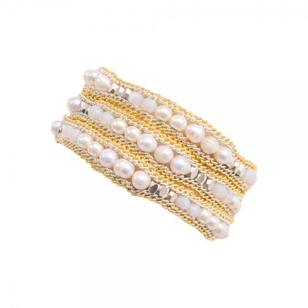 Valdis Wrap Bracelet