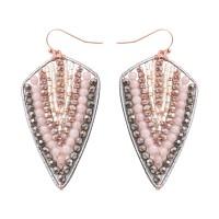 Faraka Plum Earrings