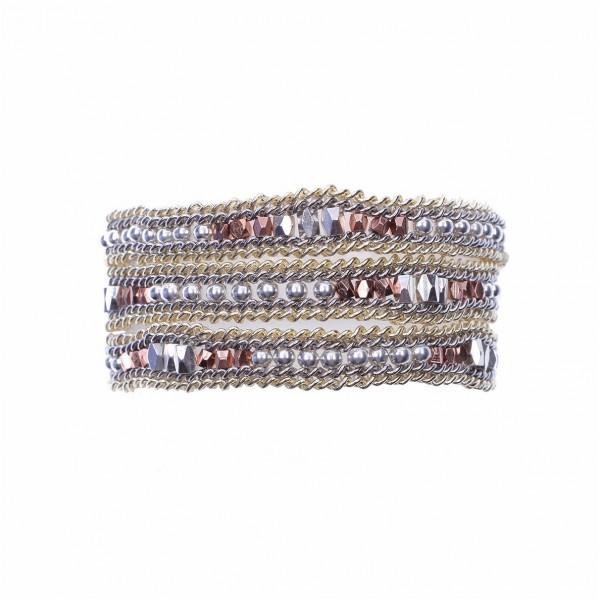 Skye wrap bracelet